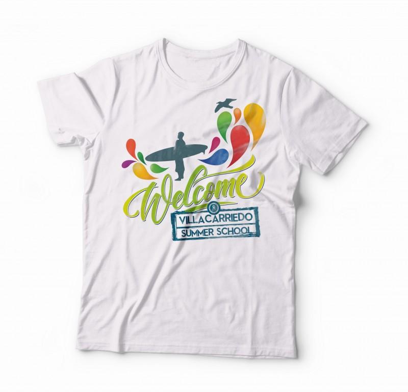 camiseta wie